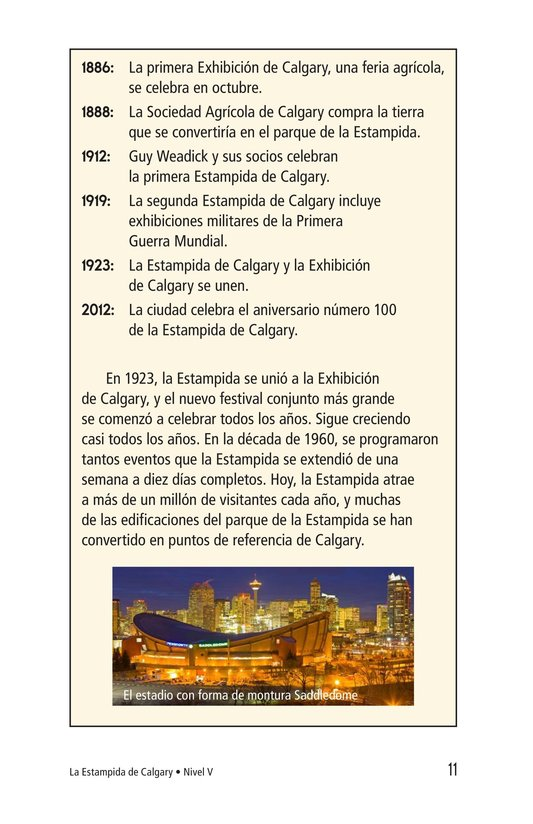 Book Preview For The Calgary Stampede Page 11