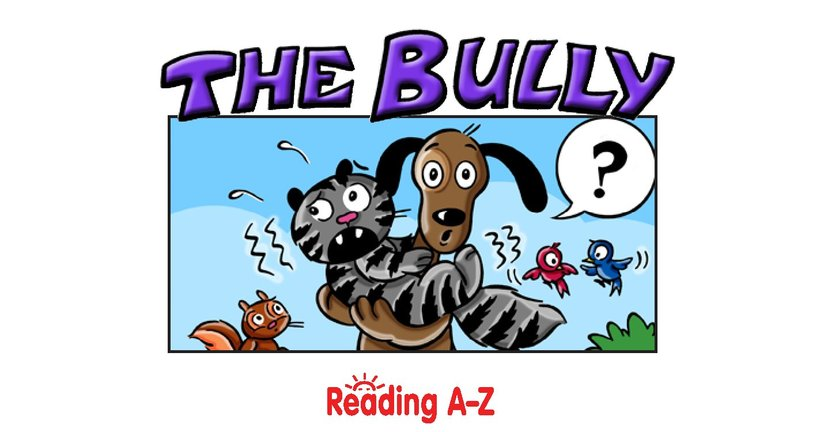 Book Preview For Cat Corner: The Bully Page 2