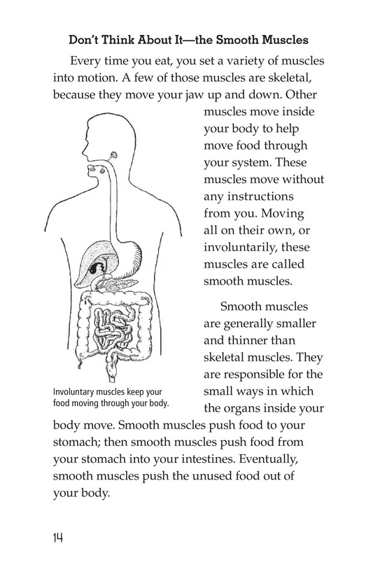 Book Preview For Get Moving! All About Muscles Page 14