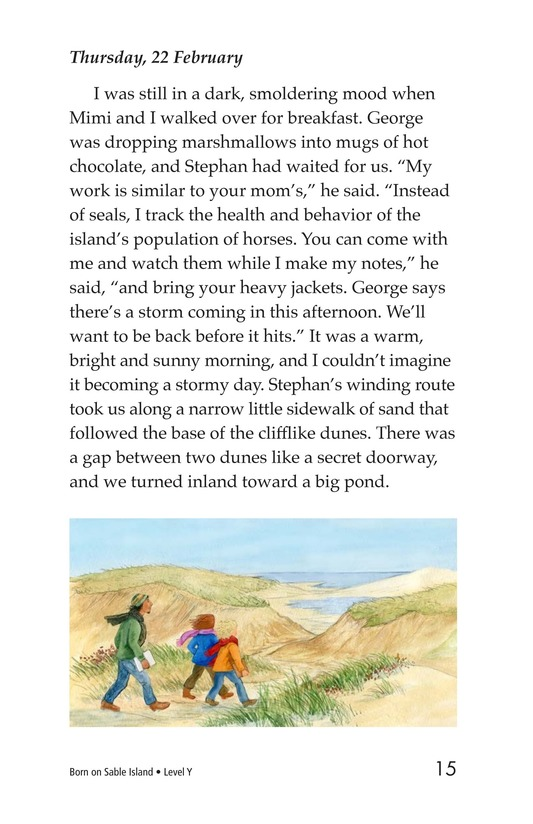 Book Preview For Born on Sable Island Page 15