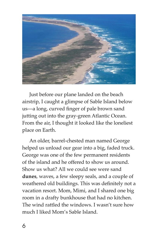 Book Preview For Born on Sable Island Page 6
