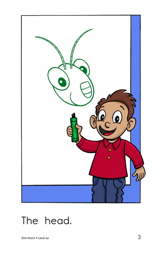 Book Preview For One Insect Page 3