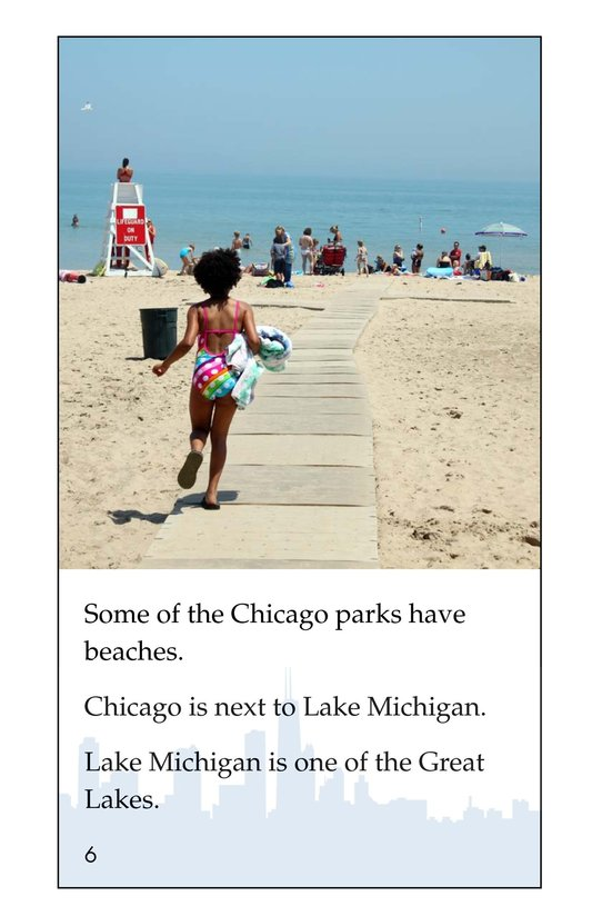 Book Preview For I Love City Parks Page 6