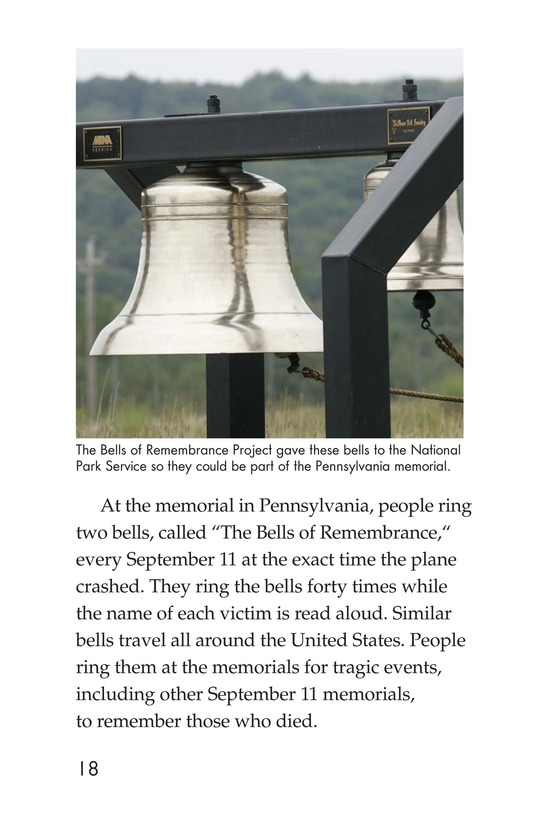 Book Preview For September 11: Always Remember Page 18