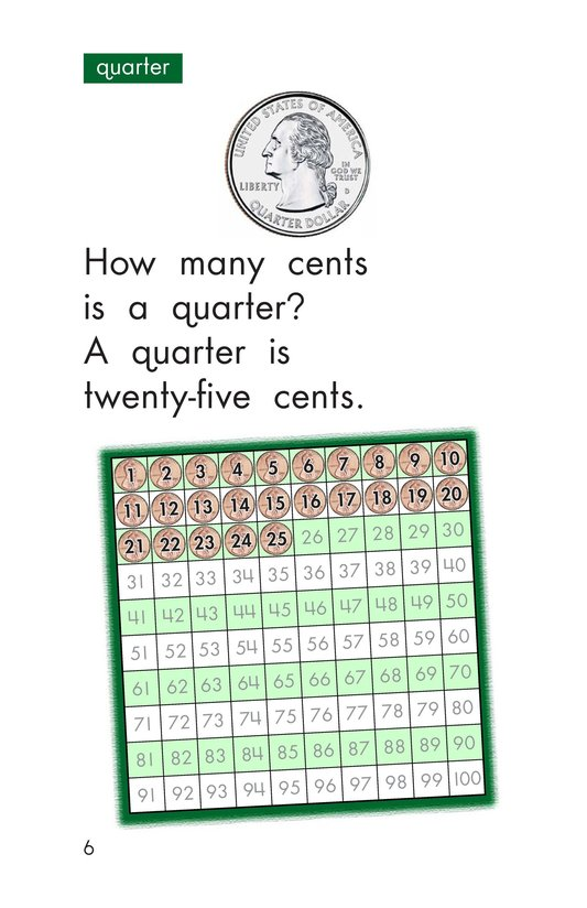 Book Preview For Dollars and Cents Page 6