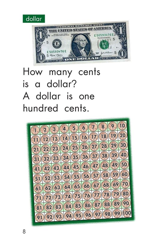 Book Preview For Dollars and Cents Page 8