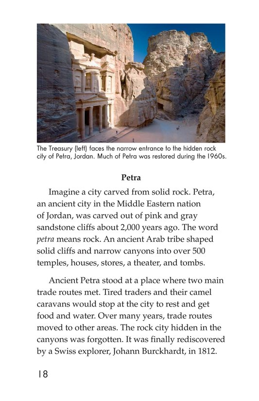 Book Preview For Seven Wonders You Can Visit Page 18