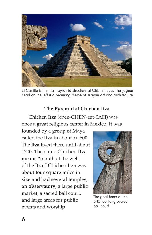 Book Preview For Seven Wonders You Can Visit Page 6