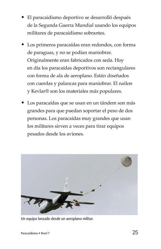 Book Preview For Skydiving Page 25