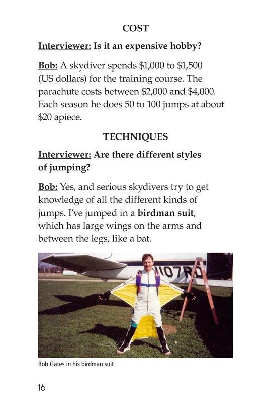 Book Preview For Skydiving Page 16