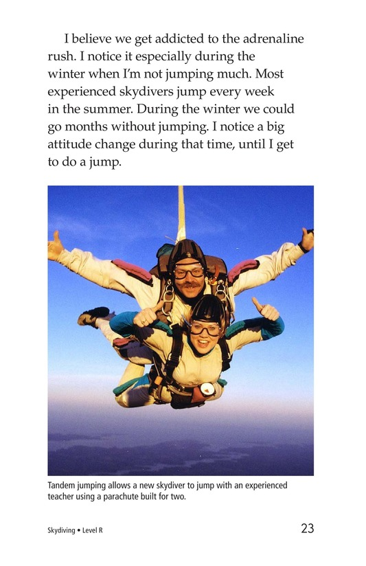 Book Preview For Skydiving Page 23