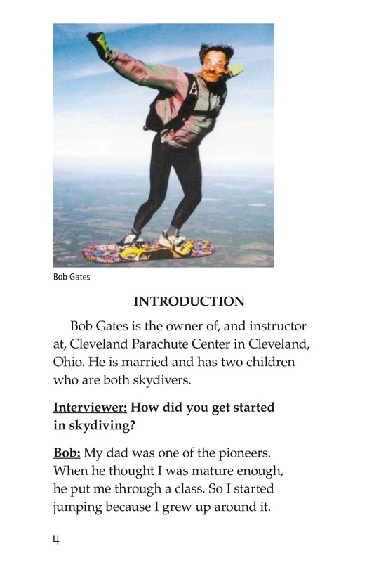 Book Preview For Skydiving Page 4