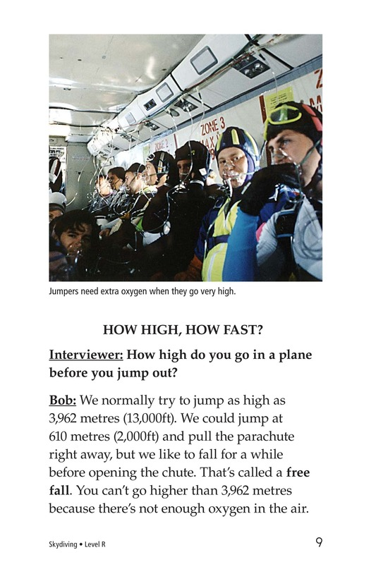 Book Preview For Skydiving Page 9