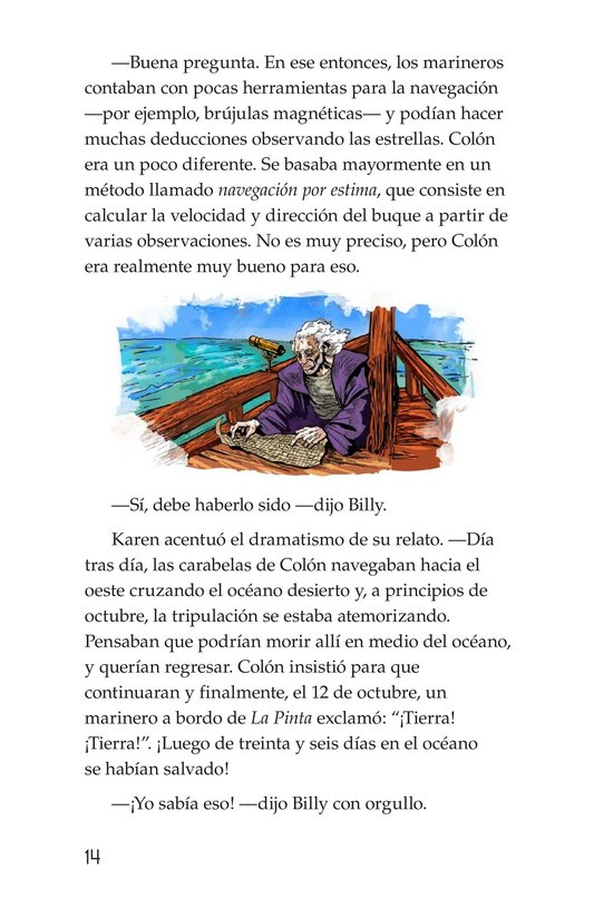 Book Preview For Christopher Columbus Page 14