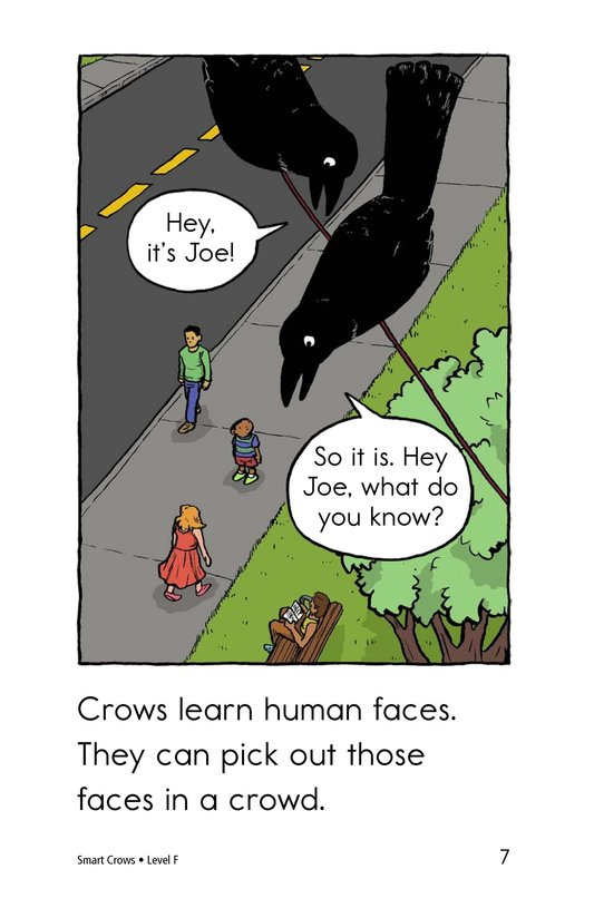 Book Preview For Smart Crows Page 7
