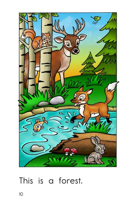 Book Preview For The Forest Page 10