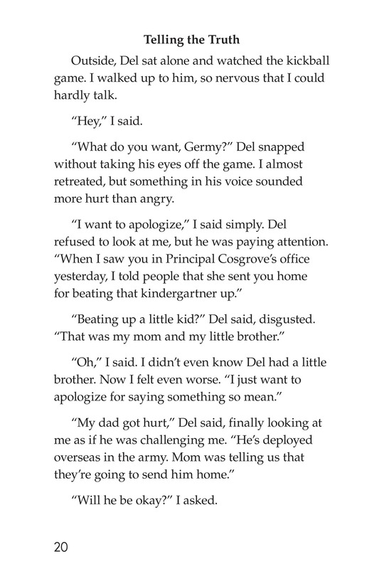 Book Preview For The Gossip Monster Page 20