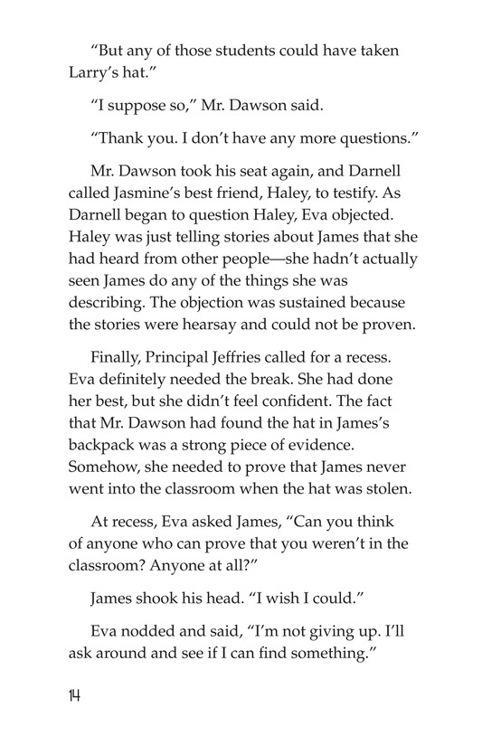 Book Preview For The School Versus James Holt Page 14