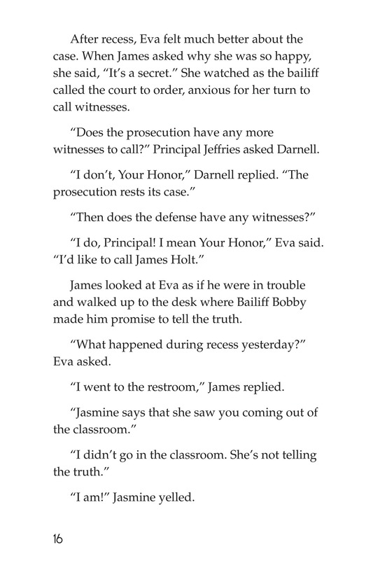 Book Preview For The School Versus James Holt Page 16