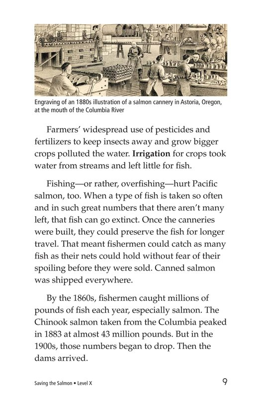 Book Preview For Saving the Salmon Page 9