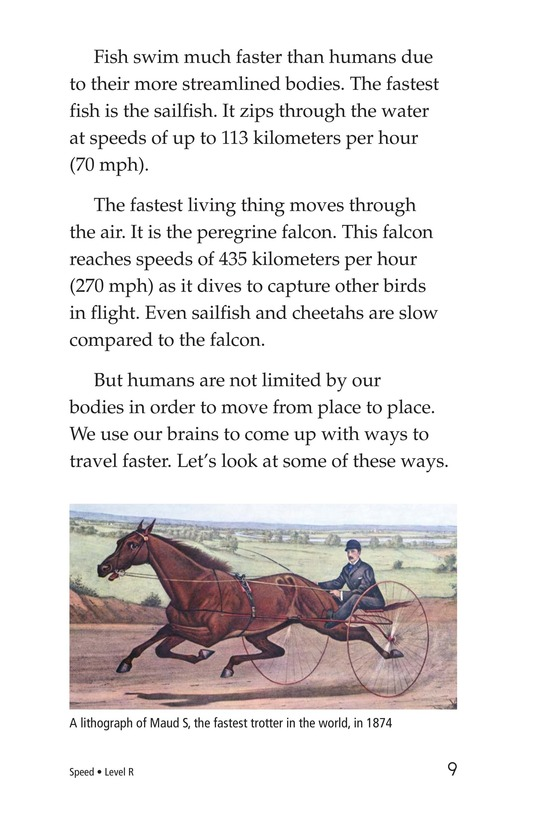 Book Preview For Speed Page 9