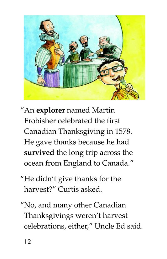 Book Preview For Two Thanksgivings Page 12