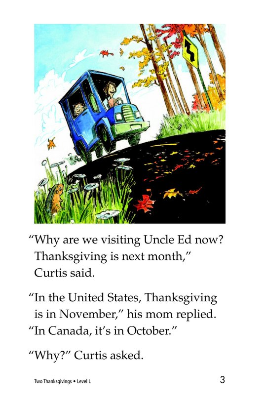 Book Preview For Two Thanksgivings Page 3