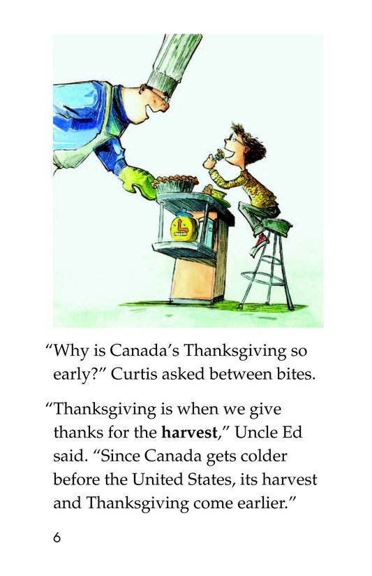 Book Preview For Two Thanksgivings Page 6