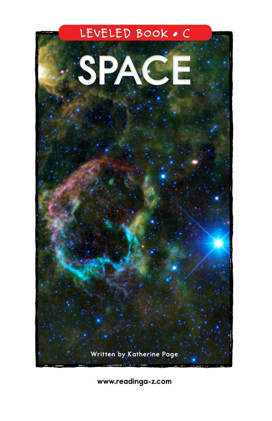 Book Preview For Space Page 1