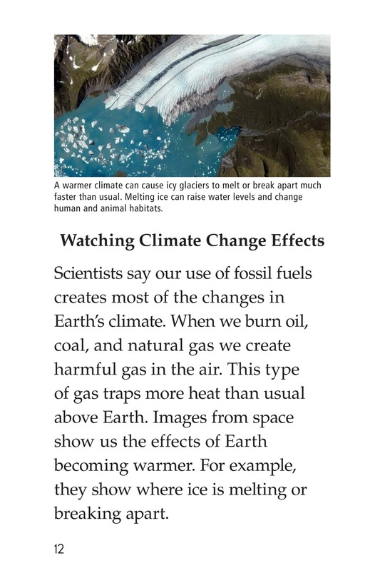 Book Preview For Watching Earth From Space Page 12