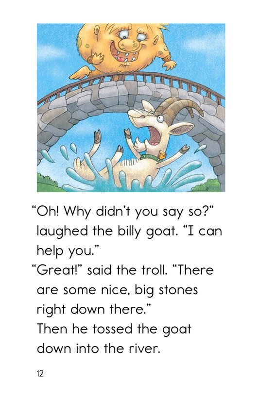 Book Preview For Troll Bridge Page 12