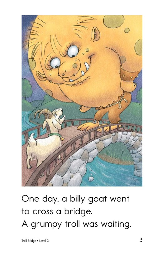 Book Preview For Troll Bridge Page 3
