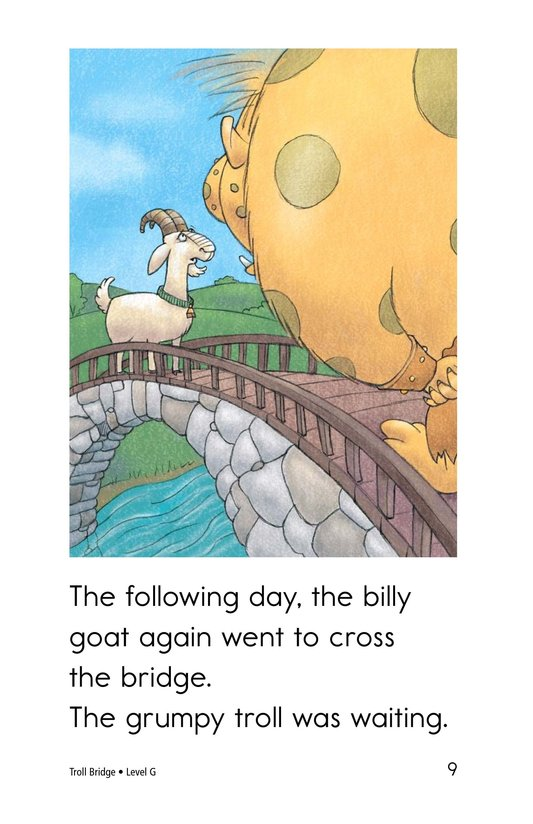 Book Preview For Troll Bridge Page 9