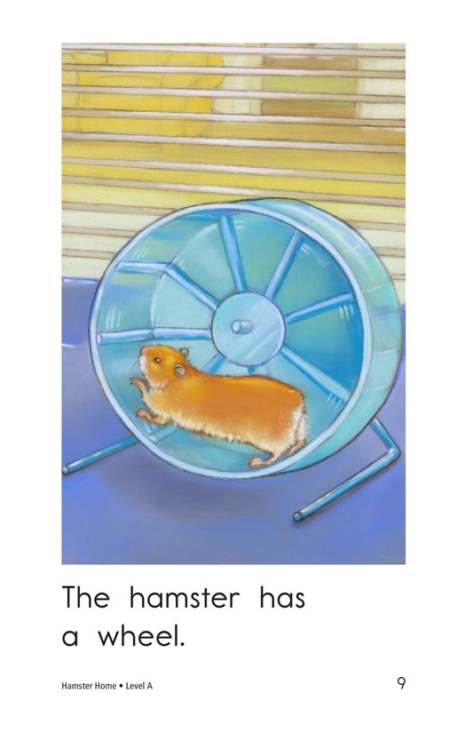Book Preview For Hamster Home Page 9