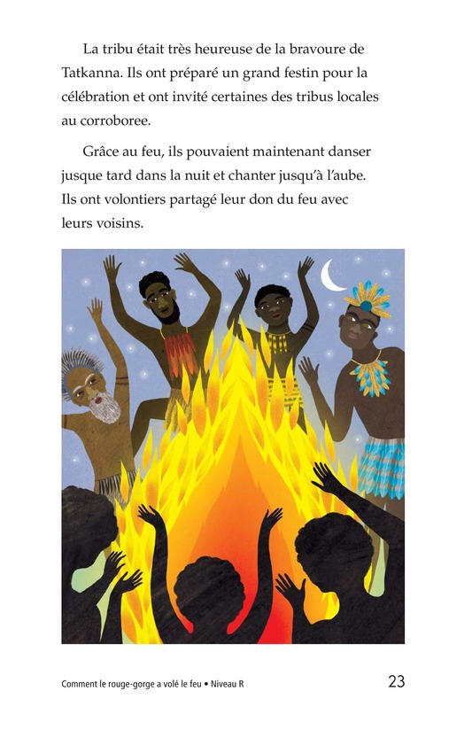Book Preview For How the Robin Stole Fire Page 23