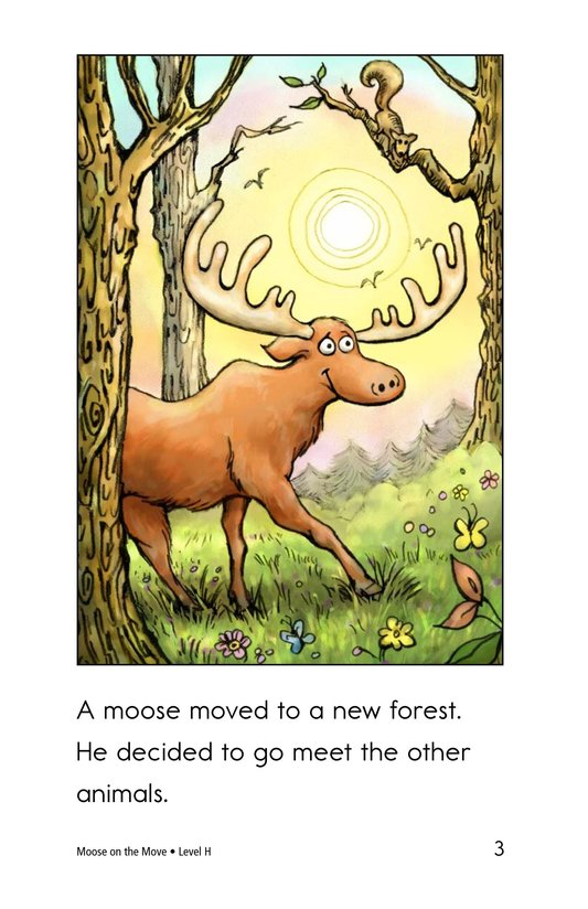 Book Preview For Moose on the Move Page 3