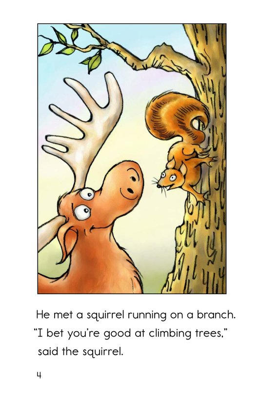 Book Preview For Moose on the Move Page 4