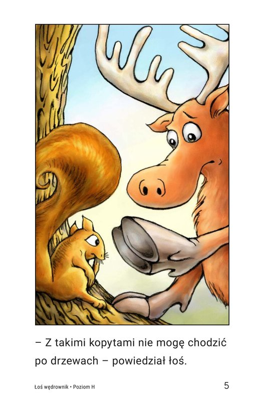Book Preview For Moose on the Move Page 5
