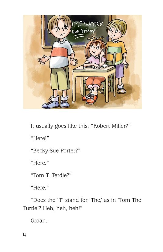 Book Preview For Turtle Tom Page 4