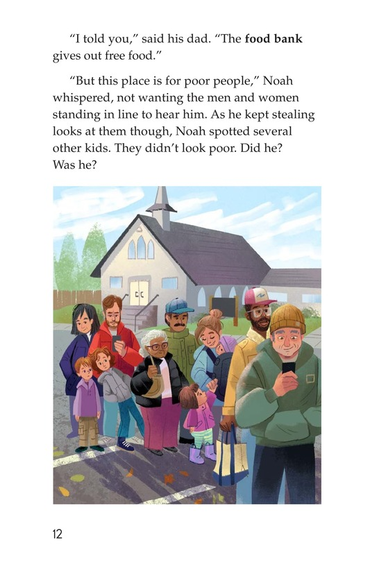 Book Preview For Malik Had a House Page 12