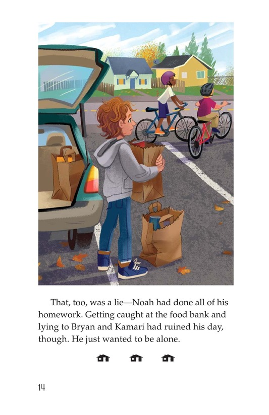 Book Preview For Malik Had a House Page 14