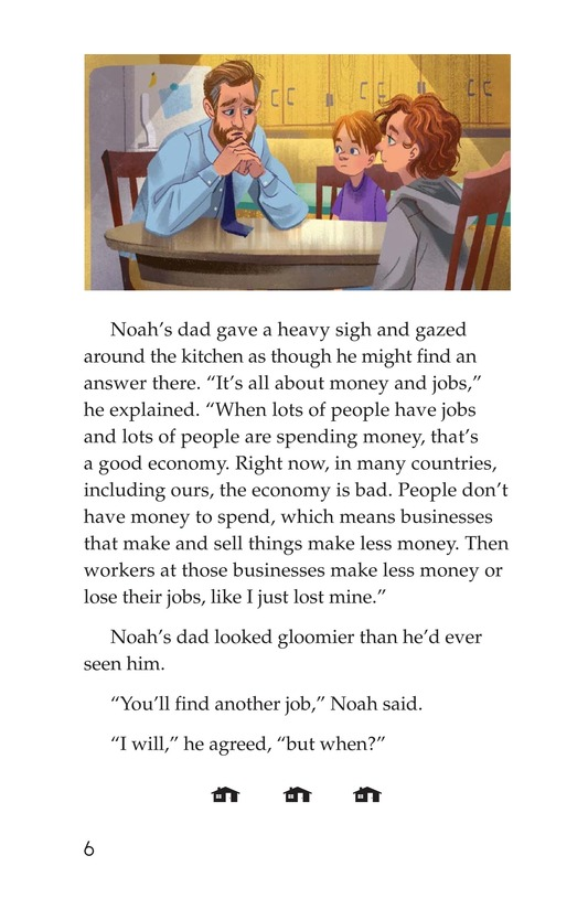 Book Preview For Malik Had a House Page 6