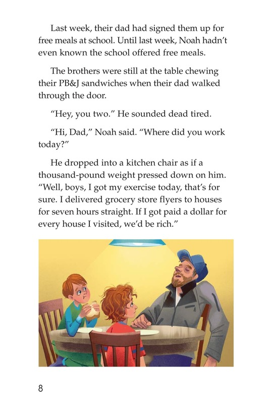 Book Preview For Malik Had a House Page 8