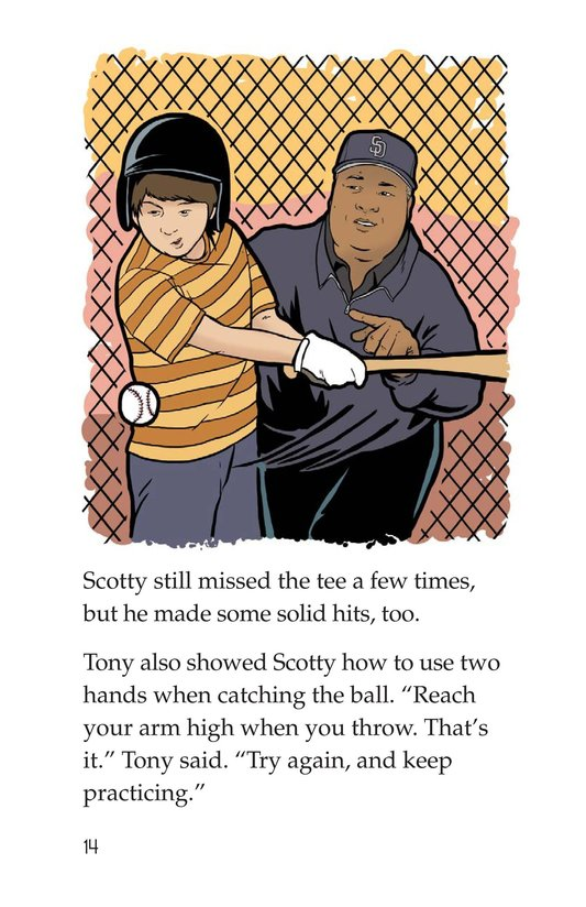 Book Preview For Scotty's Spring Training Page 14