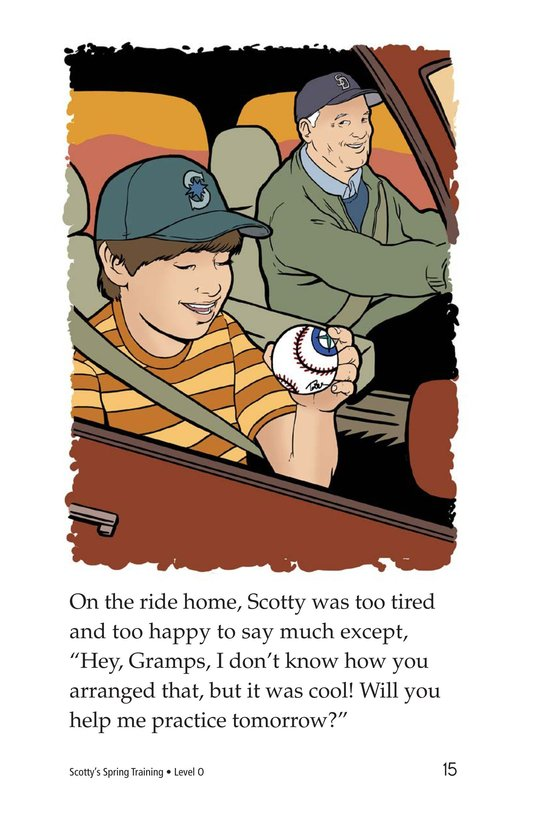 Book Preview For Scotty's Spring Training Page 15
