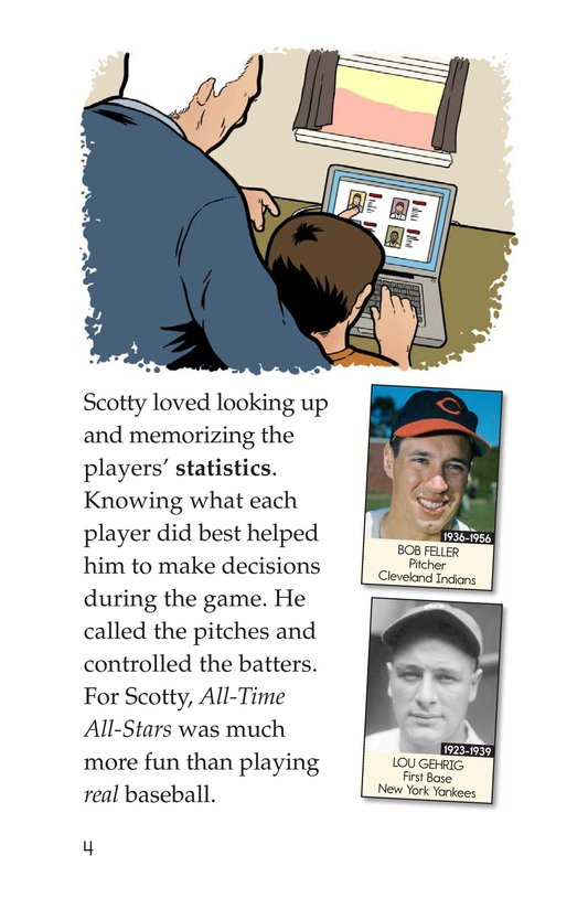 Book Preview For Scotty's Spring Training Page 4