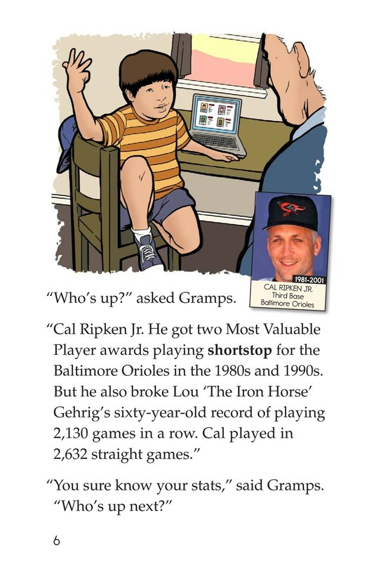 Book Preview For Scotty's Spring Training Page 6