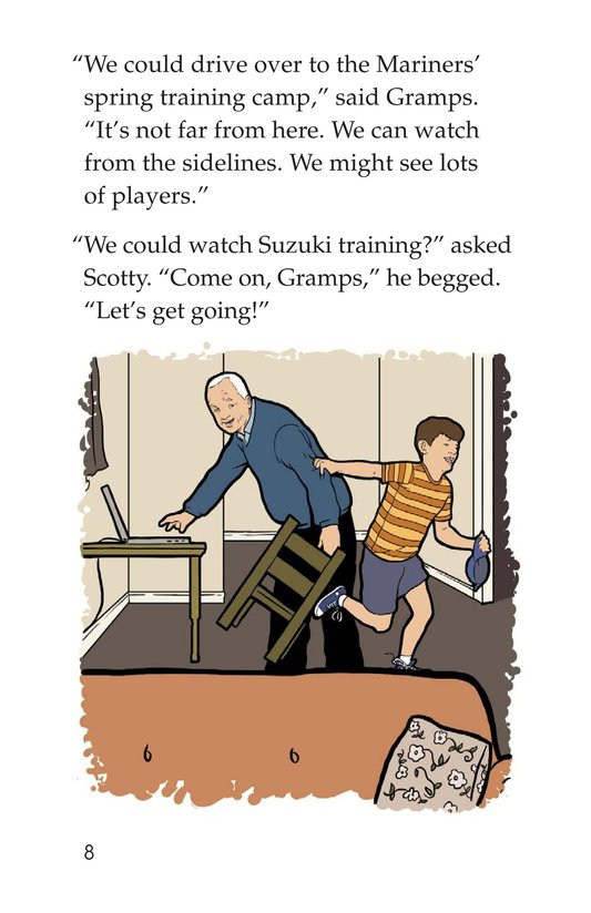 Book Preview For Scotty's Spring Training Page 8