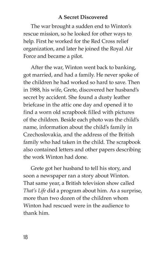 Book Preview For Escape From the Holocaust Page 18