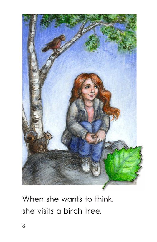 Book Preview For Make a Tree Friend Page 8